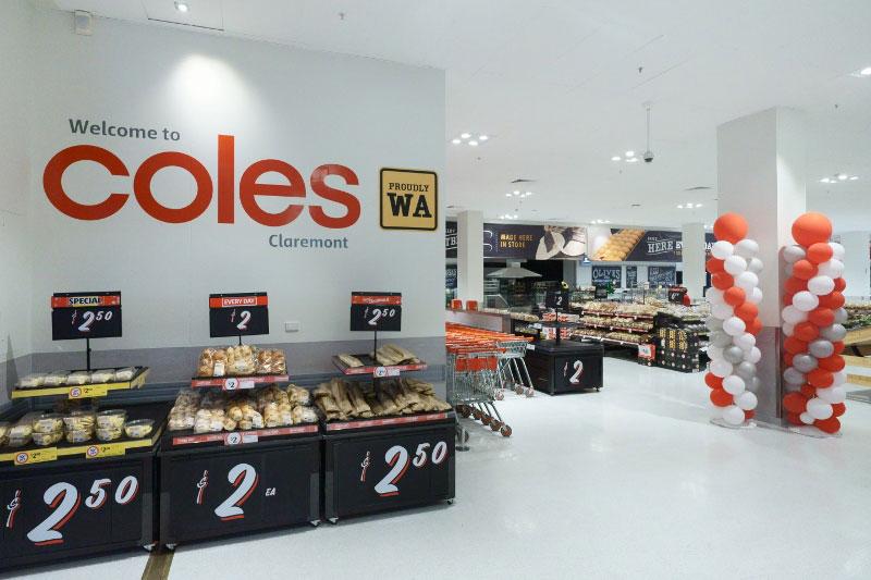 Coles Supermarket Claremont Quarters