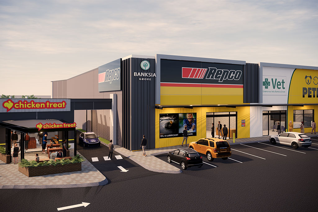 Banksia Grove Commercial Development