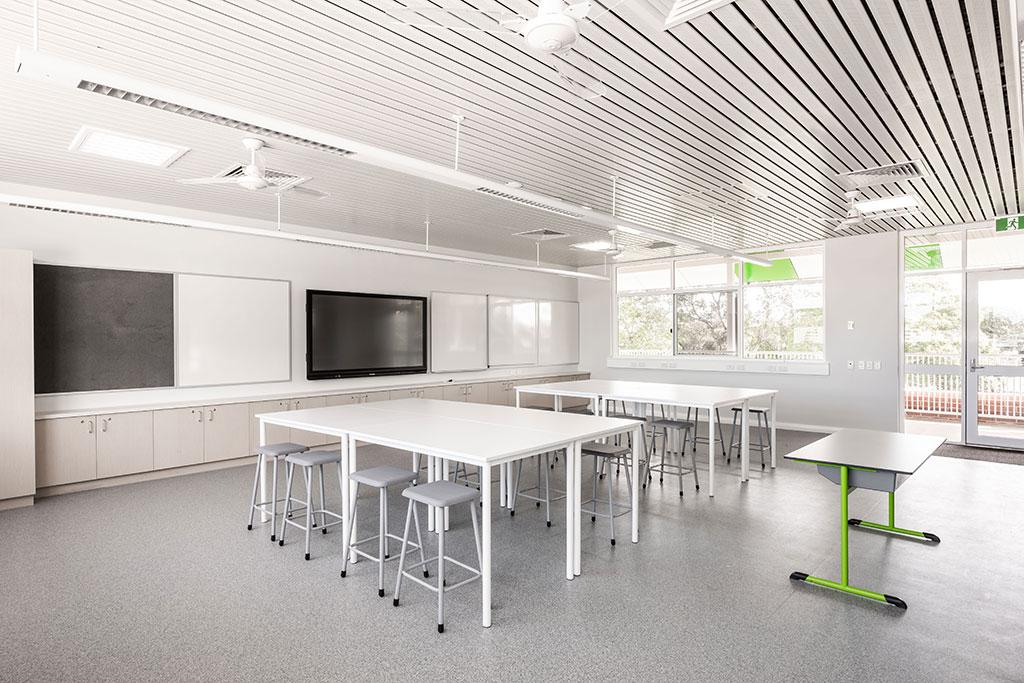 Inglewood Primary School - Classroom Block 2