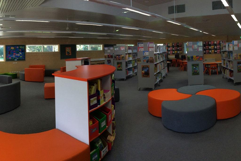 Nollamara Primary School Library