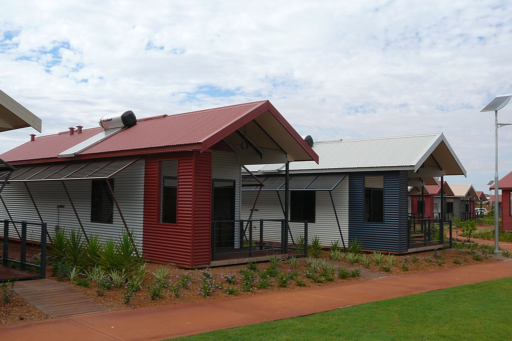 Newman Eco Village