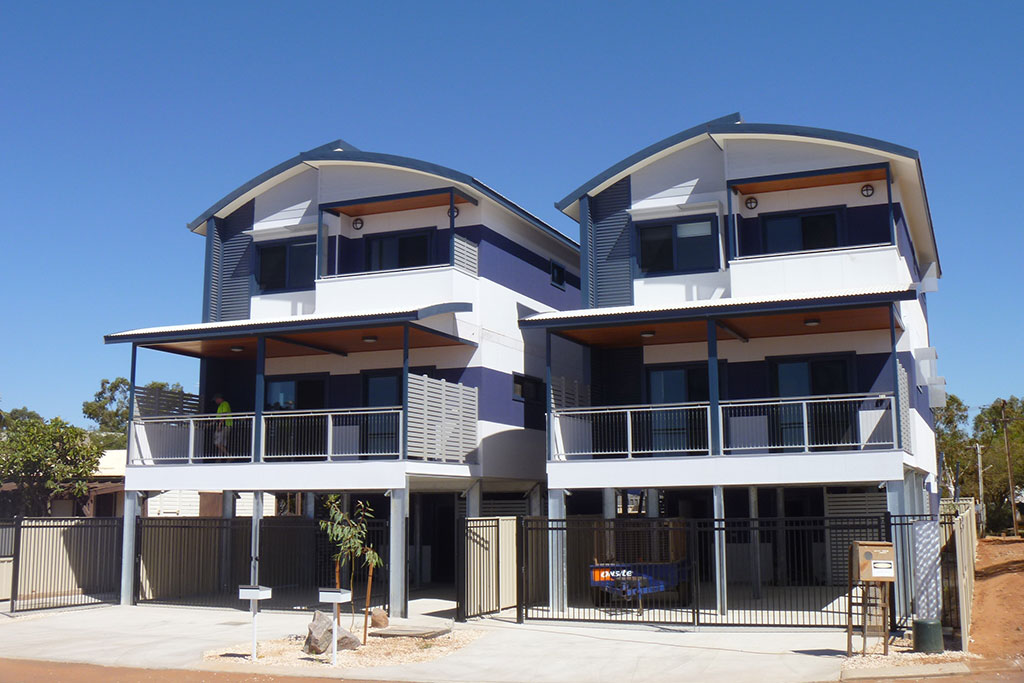 Dampier Port Authority Housing