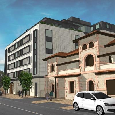 Queen Victoria Street Apartments