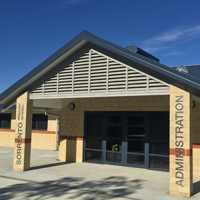 Sorrento Primary School Administration Building