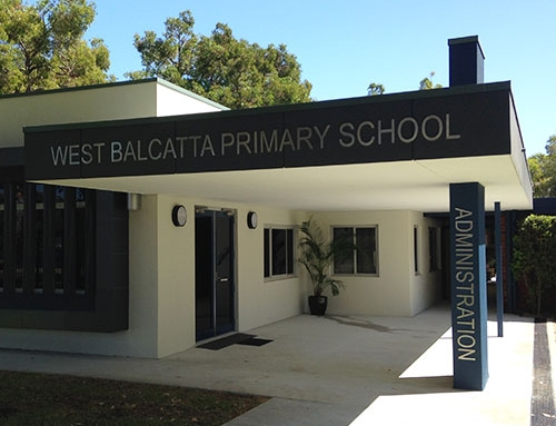 West Balcatta Primary School Administration Upgrade