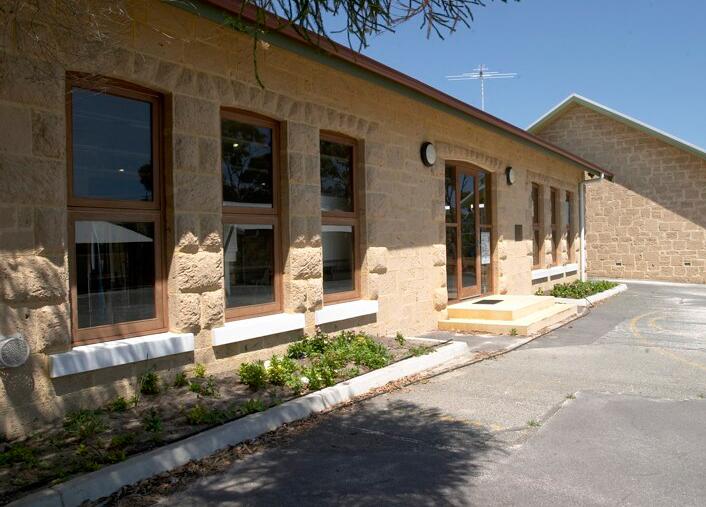 East Fremantle School New Library