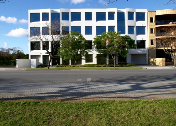 Hodge Collard Preston Architects: WEST PERTH WA
