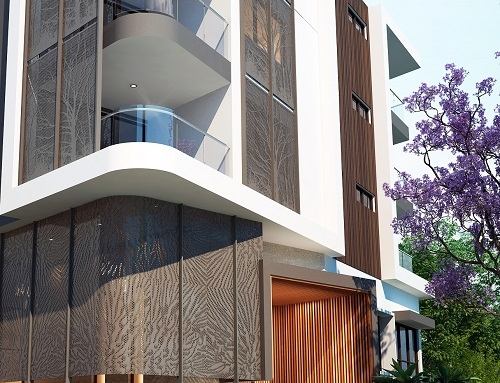 MacRae Road Apartments, Applecross