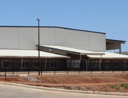 Chevron Office & Warehouse