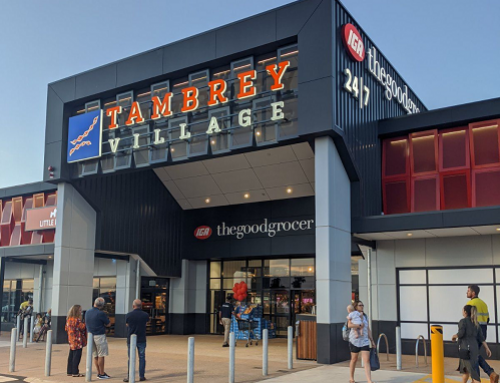 Tambrey Village Shopping Centre